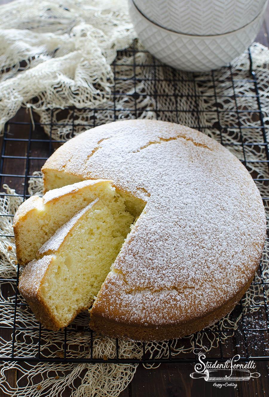ricetta torta 6 bicchieri senza glutine e lattosio ricetta dolce da colazione
