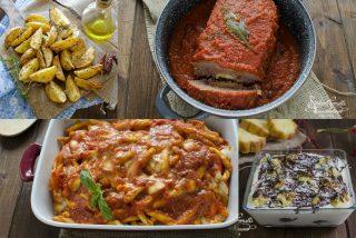 menu 1 ora pranzo di natale ricette facili e veloci