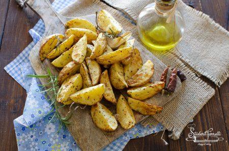 ricetta patate piccanti in friggitrice ad aria ricetta contorno