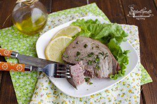 ricetta tonno in friggitrice ad aria ricetta tonno morbido grigliato secondo