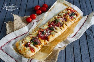 rusticotto di pizza soffice facile e veloce ricetta