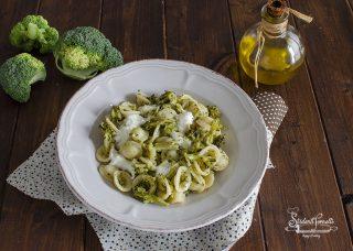 2020 ricetta pasta broccoli e burrata cremosa ricetta primo