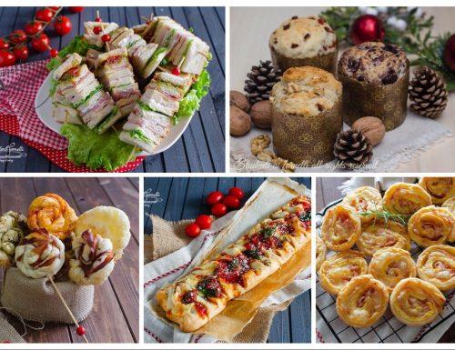 12 ANTIPASTI SFIZIOSI per il Pranzo di Natale