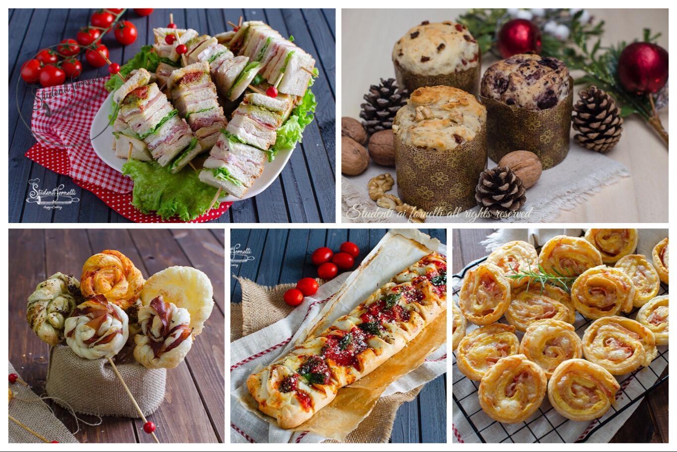 Antipasti Sfiziosi Per Il Giorno Di Natale.12 Antipasti Sfiziosi Per Natale Facilissimi Veloci Troppo Buoni