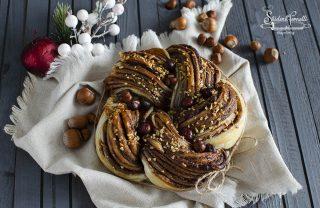 ricetta angelica di sfoglia alla nutella ricetta dolce solo 2 ingredienti