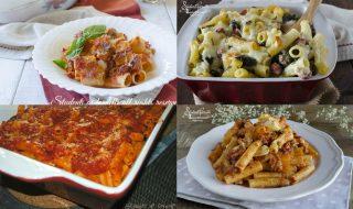 ricette di pasta al forno facili e veloci per natale