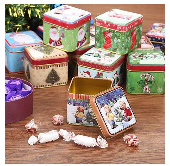 Scatola Latta Biscotti Natale.Biscotti Da Regalare A Natale Idee Originali Per Confezionarli