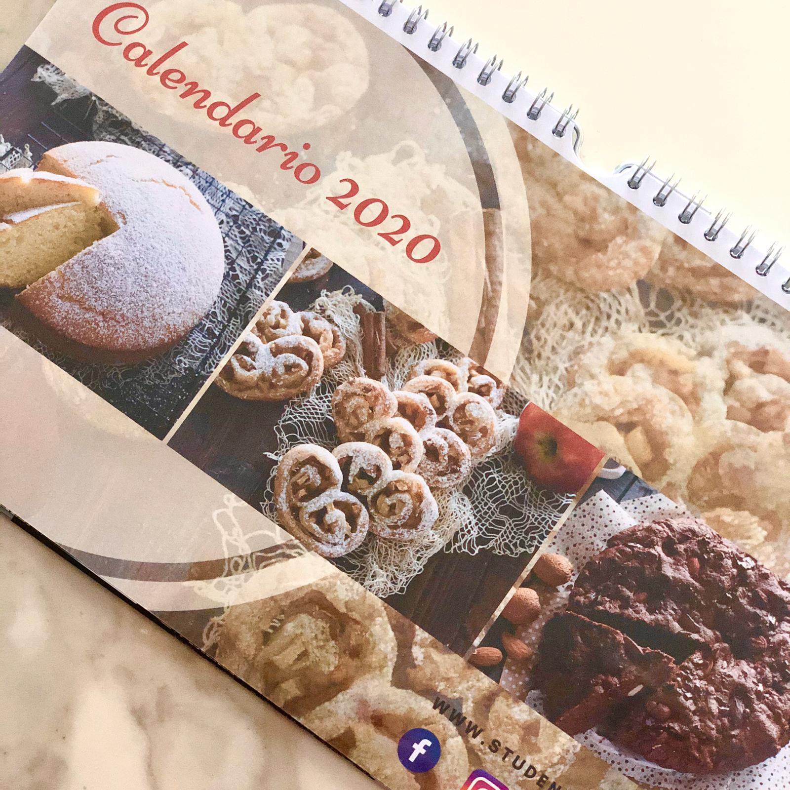 calendario 2020 studenti ai fornelli