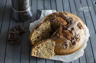 ricetta torta cappuccino e cioccolato in friggitrice ad aria ricetta dolce