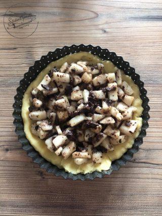 sbriciolata pere e cioccolato (1)
