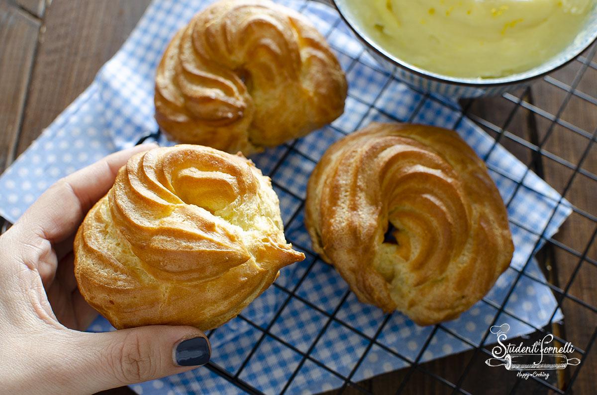 Ricetta Zeppole E Bigne.Pasta Choux O Pasta Per Bigne Zeppole Eclairs Ricetta Passo Passo