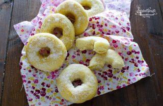 ricetta graffe in friggitrice ad aria ricetta ciambelle con lo zucchero ciambelle di patate