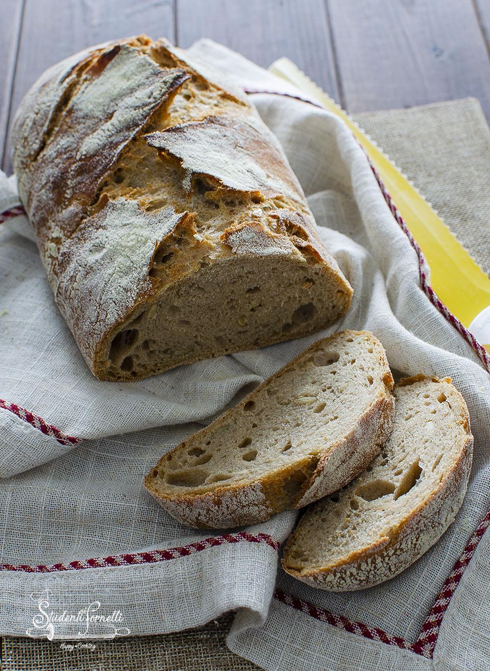 ricetta pane di segale con semi di zucca ricetta pane con farina di segale