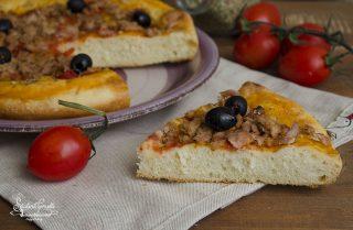 focaccia tonno e pomodori ricetta focaccia di semola
