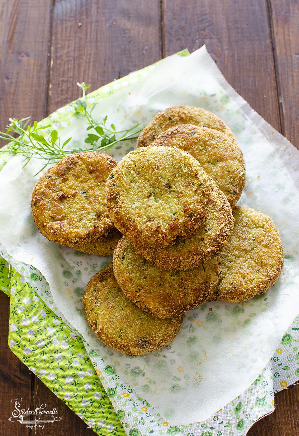 ricetta crocchette di zucchine e ricotta senza uova