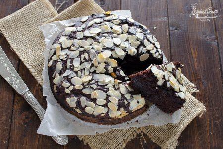 ricetta torta cioccolato torta 3x9 francese senza burro alle mandorle senza ricetta dolce facile