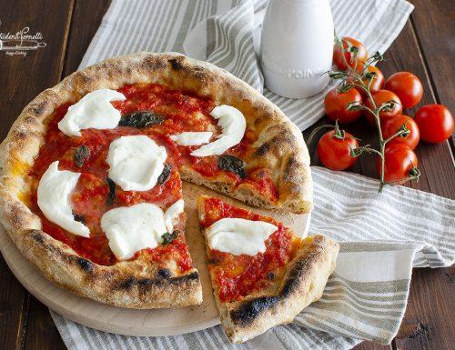 PIZZA CON LIEVITO MADRE (Facilissima a lunga lievitazione)