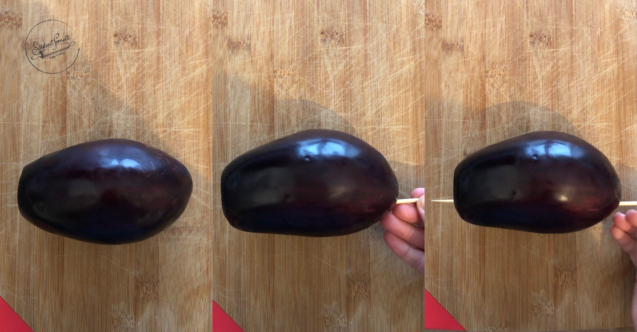 come fare le melanzane a fisarmonica