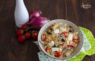 cous cous alla greca feta e pomodorini ricetta primo estivo