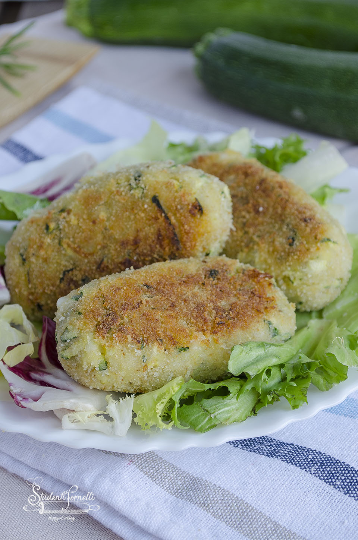 ricetta crocchette di patate e zucchine con tonno ricetta secondo piatto
