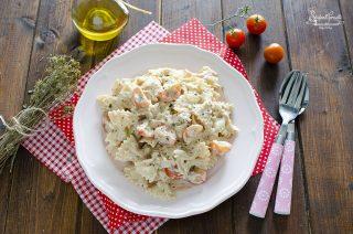 pasta tonnata con pomodorini ricetta pasta con tonno cremosa