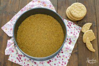 ricetta base per cheesecake e torte fredde come fare ricetta