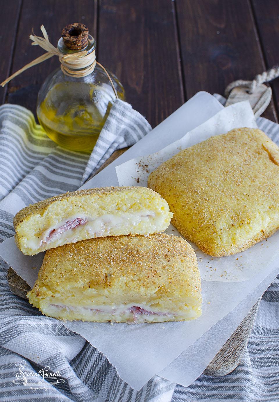 toast di patate prosciutto e formaggio ricetta secondo