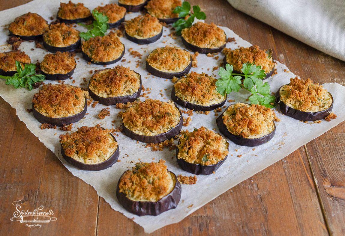2020 melanzane gratinate al forno ricetta vegetarina
