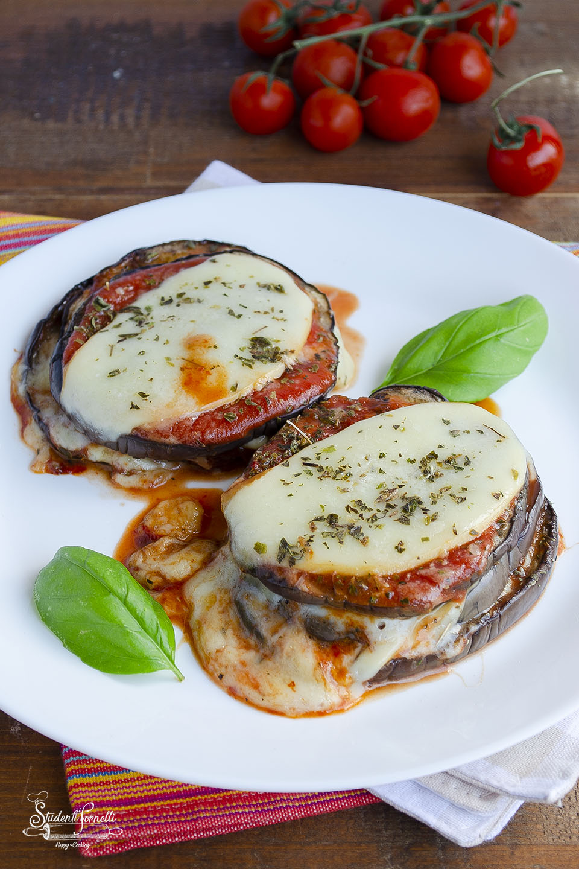 2020 melanzane con pomodoro e provola alla pizzaiola ricetta secondo piatto