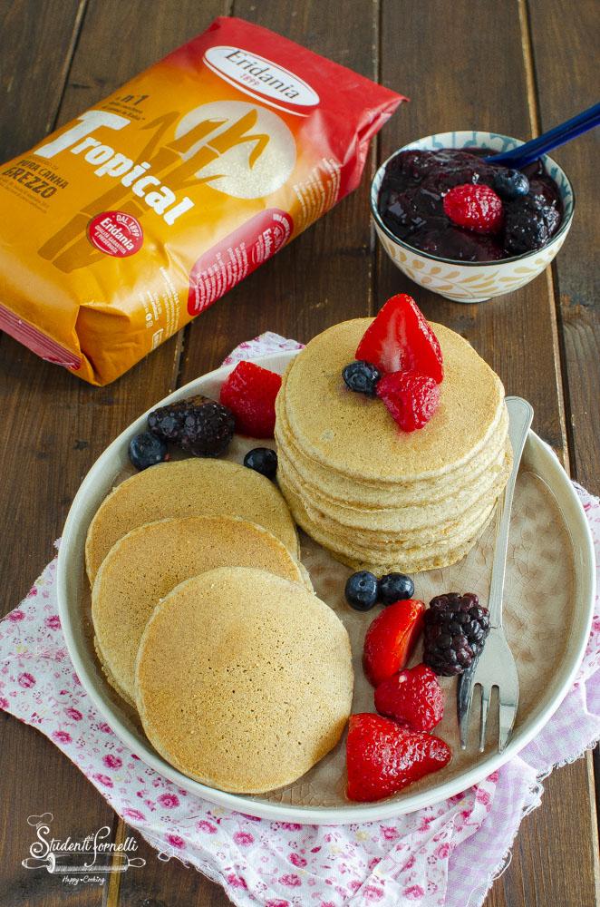 ok pancake integrali con zucchero di canna_6