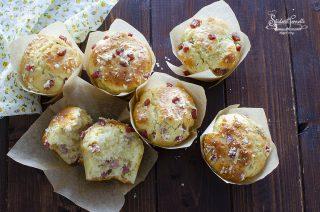 ricetta 2 muffin speck e parmigiano ricetta muffin salati