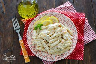 ricetta pasta salmonata ricetta primo piatto pasta con crema salmone