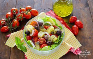 ricetta insalata pantesca ricetta insalata di patate pomodorini
