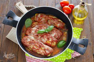 ricetta zucchine alla pizzaiola in padella ricetta secondo piatto
