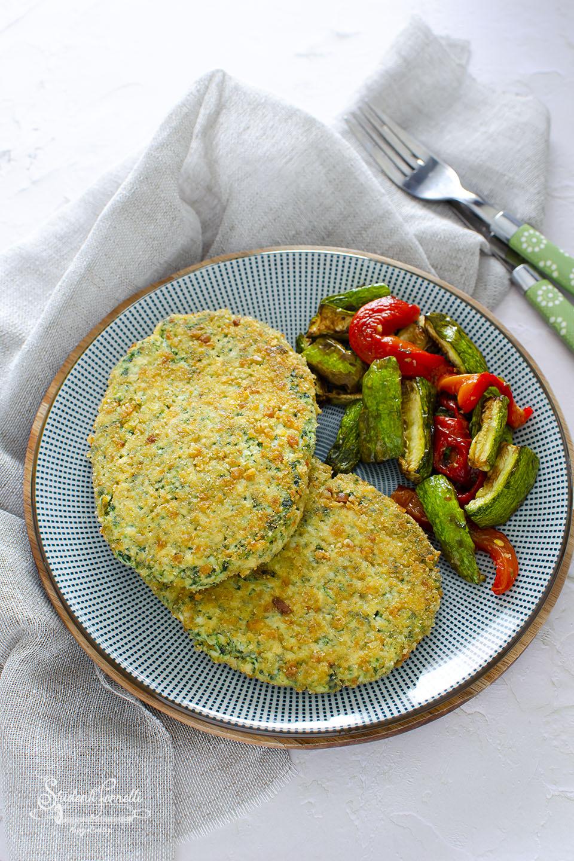 ricetta spinacine di pollo ricetta cotolette pollo e spinaci fatte in casa