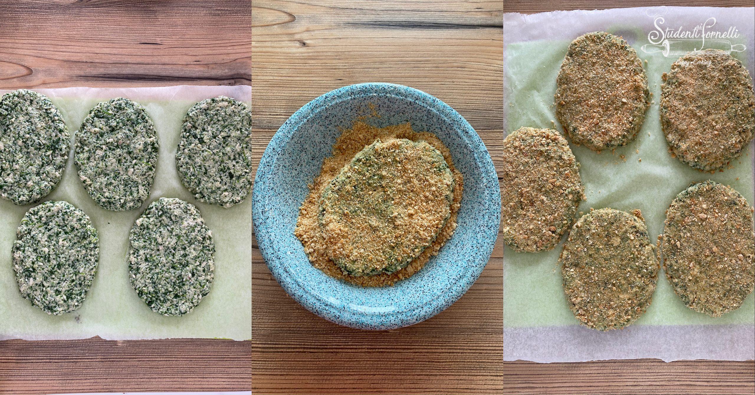 spinacine di pollo ricetta 2