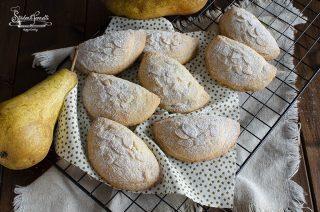 frolle pere e cioccolato ricetta biscotti