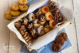 biscotti con la sparabiscotti ricetta 1