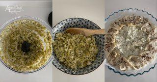 torta salata cavolfiori