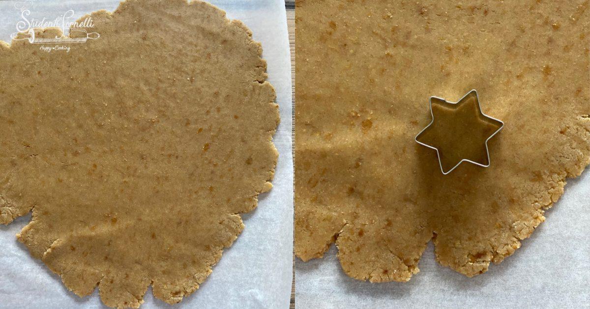 pasta frolla biscotti speziati di natale