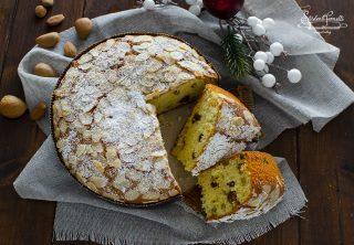 ricetta 2 torta panettone canditi e uvetta 2 senza lievitazione ricetta dolce di natale
