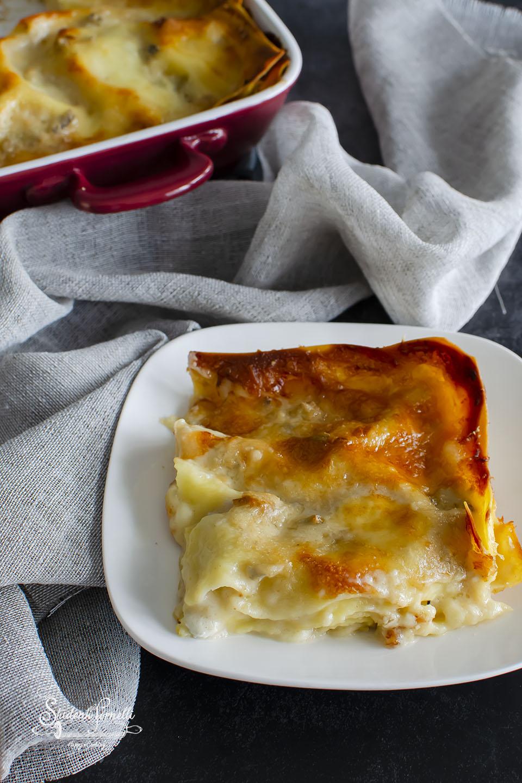 ricetta 2 lasagne ai formaggi ricetta primo piatto