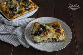 ricetta 3 lasagne broccoli e salsiccia ricetta primo piatto