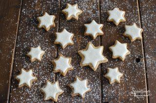 zimtsterne biscotti stella alla cannella ricetta natale