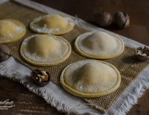 RAVIOLI RICOTTA E NOCI di Pasta Fresca