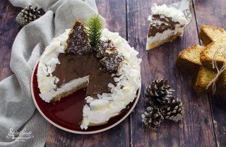 ricetta 2 cheesecake di pandoro alla nutella ricetta dolce natale