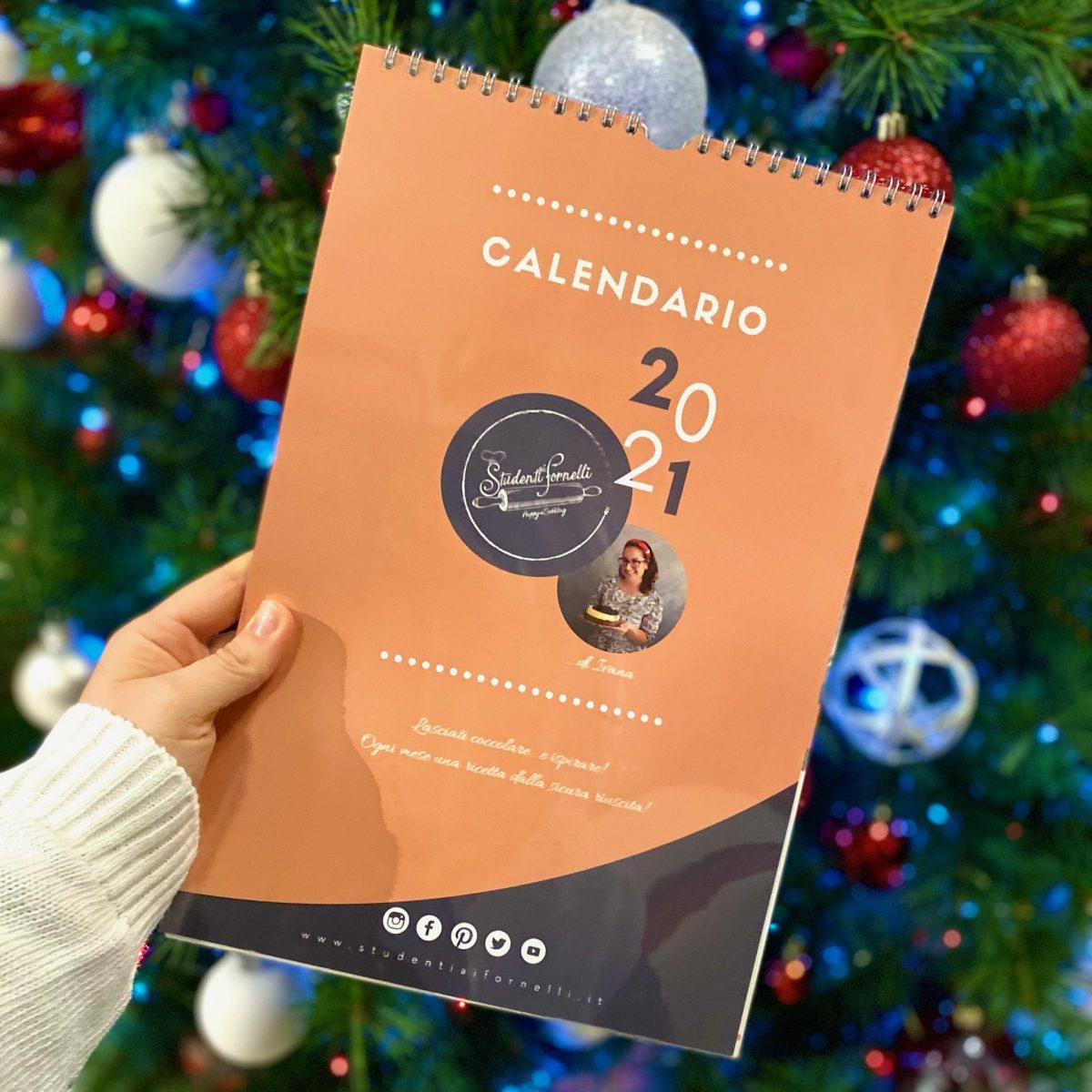 Natale 2021 Calendario.Calendario 2021 Di Studenti Ai Fornelli Stampabile 12 Ricette