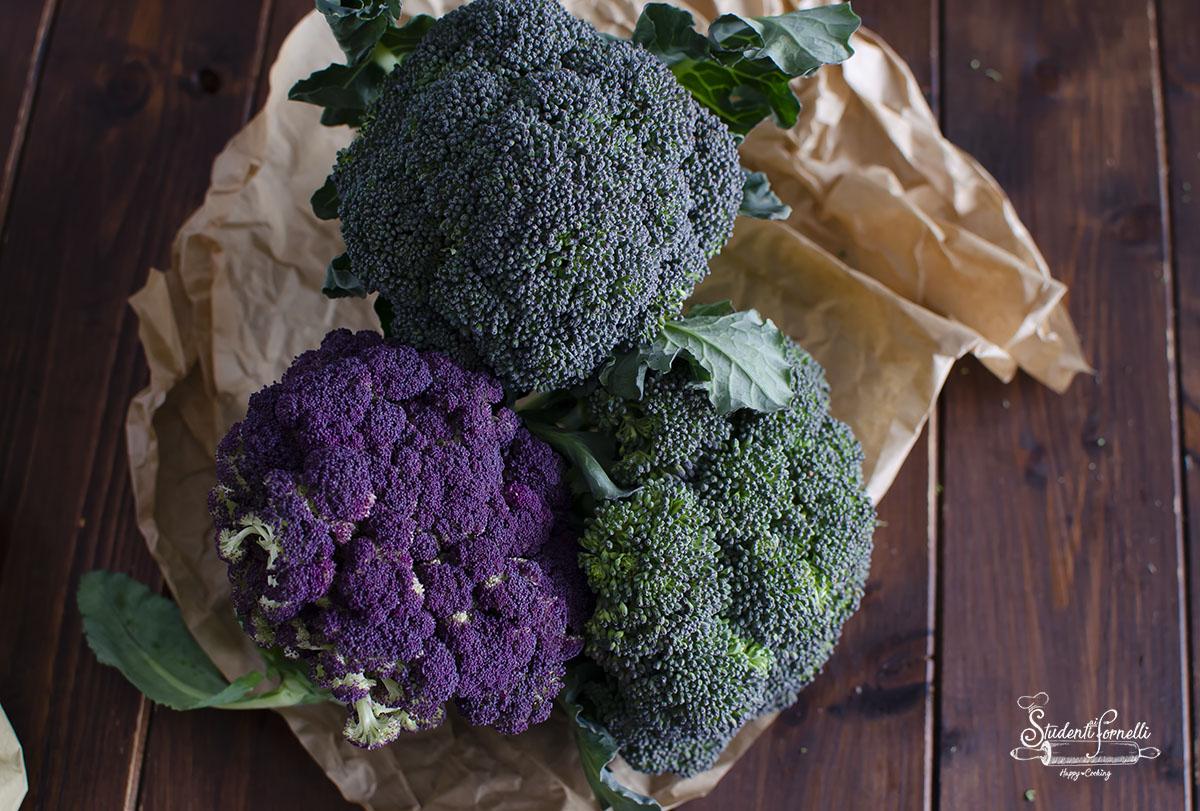 broccoli proprietà benefici stagione ricette
