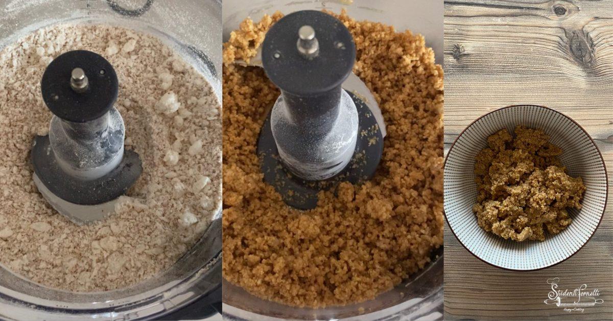 ccokies al cocco e cioccolato ricetta 1