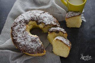 ANT FB ricetta ciambellone al cocco e yogurt con nutella ricetta dolce senza burro